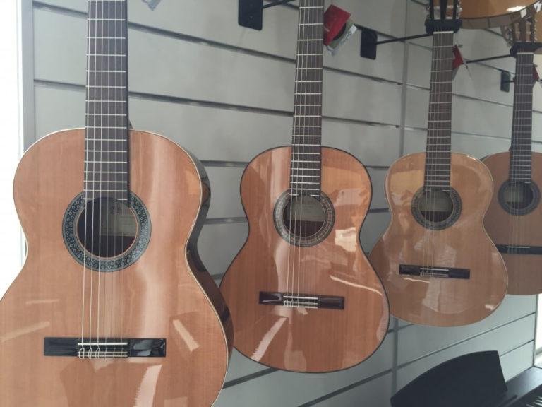 Mejores Guitarras Alhambra